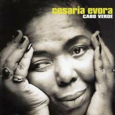 Cesaria Evora - Cabo Verde [New CD]