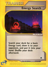 Pokemon Card - Energy Search - 153/165 - Expedition Base Set - M/NM - Common