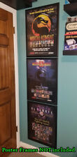 3x Mortal Kombat Monday MK2 MK3 18 x 24 Advertisement Tribute Promo Poster set