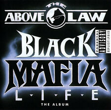 ABOVE THE LAW Black Mafia Life (1992) CD