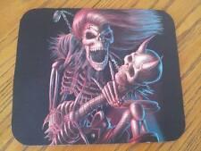 Skull Mouse Pad - Dead Guitarist