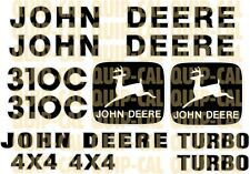 Affordable Decal Sets For Your John Deere Dozers Loaders Skid Steer Mini Ex