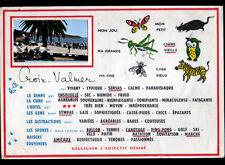 LA CROIX-VALMER (83) PLAGE animée en 1962
