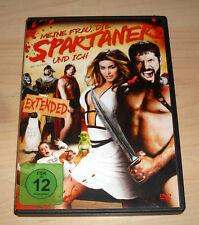 DVD Film - Meine Frau, die Spartaner und ich - Extended - Komödie