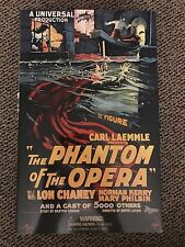 "Sideshow Universal Studios Monsters Phantom of the Opera 12"" Action Figure MINT"