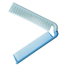 "Pocket Folding Comb Brush All Hair Types Beard Mustache 7.4"" Length Beauty"
