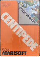 Vintage 1983 ColecoVision Centipede Game *Factory Sealed* Never Opened!