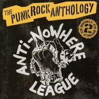 AntiNowhere League - The Punk Rock Anthology [CD]