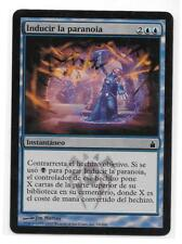 INDUCIR LA PARANOIA FOIL Español MTG RAVNICA NM Magic