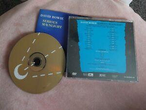 David bowie live dvd e.u version with bonus features