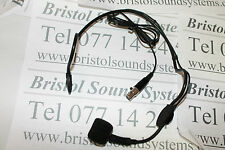IMG Stage Line Hse-90 Electret Headband Microphone With Mini XLR