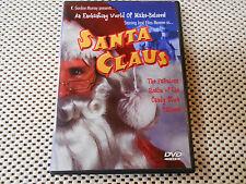 Santa Clause 1960 (DVD, 2004) Jose Elias Moreno Rare Brentwood English Dubbed