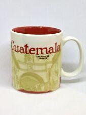 Starbucks GUATEMALA Global City Icon Collector Series 16oz Mug 2011 Mint