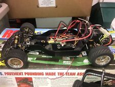 Vintage Team Associated RC 10DS #8080 MUSTANG Dual Sport VERY NICE RARE HTF