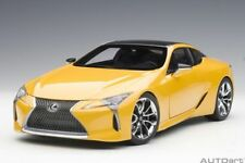 AUTOART LEXUS LC500 METALLIC YELLOW 1:18**NEW STOCK**Super Hot!
