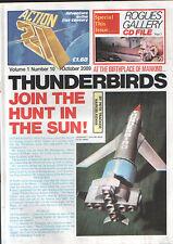 Gerry Anderson Action 21 #10 Thunderbirds Stingray Fireball XL5