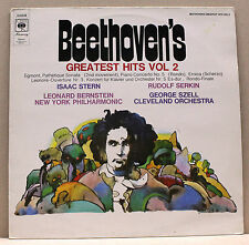 Beethoven – Beethoven's Greatest Hits Vol 2 [Vinyl, LP, Compilation, 1974]