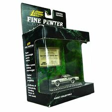 Johnny Lightning Diecast Car 1/64 60s Dodge Charger Super Bee Pewter Limited