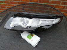 NEW 2012 Genuine Range Rover Evoque Headlamp for Left Hand Drive. LR048054