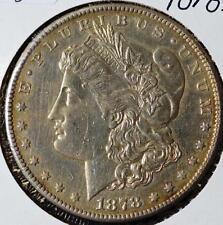 1878-S Morgan Silver Dollar, FREE SHIPPING!!!! MDG01