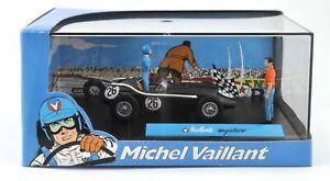 VOITURE CAR MICHEL VAILLANT 1/43 ALTAYA N°12 VAILLANTE MYSTERE NEUVE EN BOITE