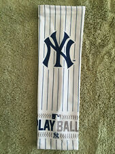 ARM SLEEVE PLAYBILL BASEBALL NEW YORK YANKEES SGA YANKEE STADIUM 5/19/19 2019