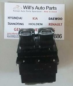 WINDOW SWITCH SUITS DAEWOO MATIZ  1998-2003