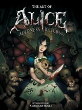 The Art of Alice: Madness Returns (Hardcover), R.J. Berg, 9781595826978