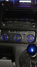 VOLKSWAGEN de aire acondicionado de control del calentador marca cubre + se adapta a T5.1 Caddy