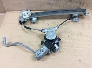 99 00 01 Acura RL Left Rear Door Window Power Regulator Assy Used OEM