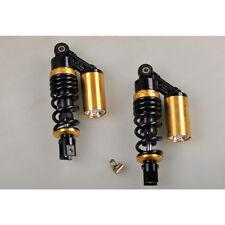 "STO 9.25"" 235mm Pair Air Shock Absorbers Replacement For Honda Yamaha Kawasaki"
