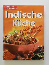 Indische Küche Essen und Trinken pikant gewürzt aromatisch Naumann Göbel Verlag