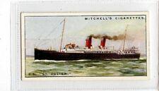 (Jb4393-100)  MITCHELL,RIVER & COASTAL STEAMERS,S.S.ST.JULIEN,1925#59
