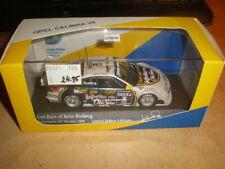 MINICHAMPS 1/43 Opel Calibra Last race of Keke Rosberg Hockenheim okt. '95 MIB