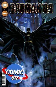 BATMAN 89 #1 (2021) 1ST PRINTING BAGGED & BOARDED MAIN COVER DC COMICS