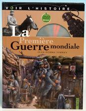 LA PREMIÈRE GUERRE MONDIAL DE JEAN PIERRE VERNEY 1 DVD INCLUS