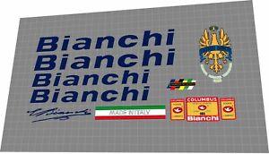 Bianchi Reparto Corse SBX 1990 Decal set