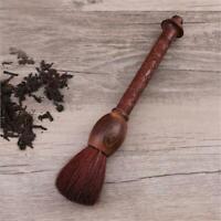 Tea Pot Brush Wood Crafts Zen Tea Bottle Cleaning Kitchen Cleaner Brush Tool Y
