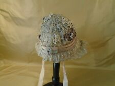 "Dolls Hat for a larger doll 14.5"" Head size Larger French or German Dolls"
