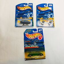 HOT WHEELS Lot Of 3 Helicopter Taxi Cord 1999