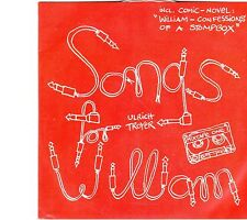 (EI225) Ulrich Troyer, Songs For William - 2011 DJ CD