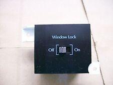 1985-1993 Cadillac Coupe Sedan Deville Window Lock Switch Control OEM Dash