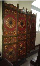 Antiker  Chinesischer Paravent China Möbel Asiamöbel Breite200xHöhe195cm