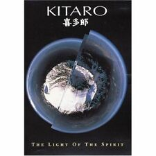 Kitaro - The Light of the Spirit (1999, DVD) NEW DVD
