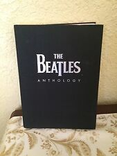 CHRONICLES THE BEATLES ANTHOLOGY BOOK 2000 1st Edition