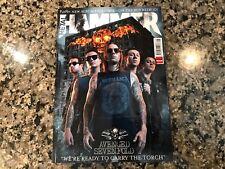 Metal Hammer Magazine! Summer 2013 Avenged Sevenfold Lamb Of God Saytricon