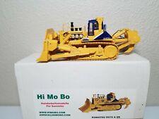 Komatsu D575 A SR Dozer w/ Super Ripper & Yellow Tracks HiMoBo 1:50 Scale Model