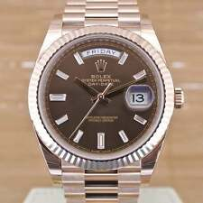 Rolex Men's Analog Wristwatches