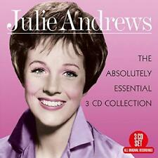 Julie Andrews - The Absolutely Essential 3 CD Collection (NEW 3CD)