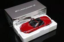 Diecast Car Model Mazda MX5 MX-5 1:18 (Red)  + GIFT!!!